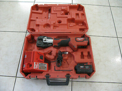 Milwaukee 2672 M18 18-Volt Force Logic Cable Cutter GREAT CONDITION