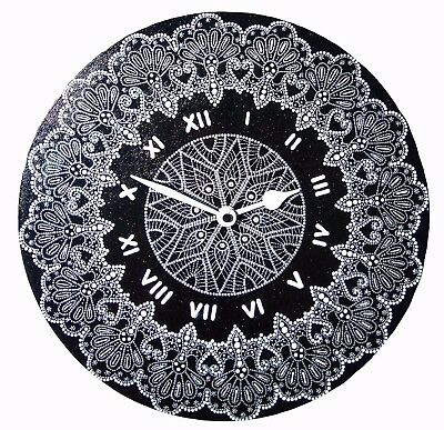 Swiss made wall clock  Wall decoration gift collectible clock  point-to-point