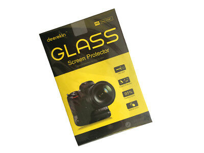 Optical Glass Screen Protector for Fujifilm X-T30 Camera XT30