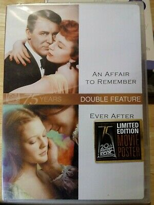 An Affair to Remember/Ever After (DVD, 2010, 2-Disc Set, Fox 75th Anniversary)