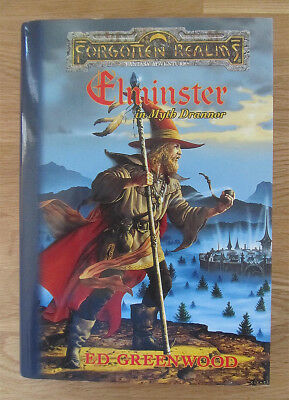 Ed Greenwood Elminster in Myth Drannor Hardcover