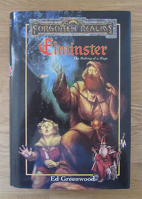 Ed Greenwood Elminster Making of a Mage Hardcover