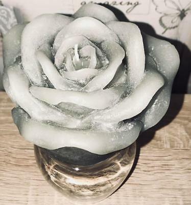 Latex Mould for making this rose candle