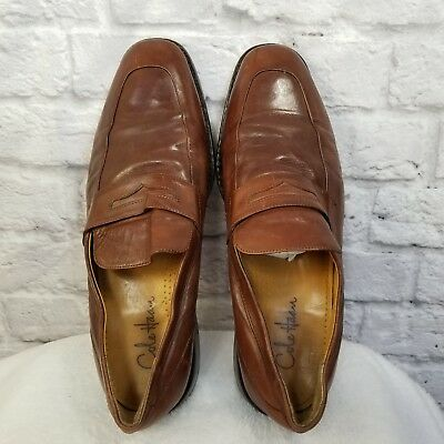 2858fadc25f Cole Haan Men s Howland Penny Loafer Size 13M US Medium Width Saddle Tan  Leather