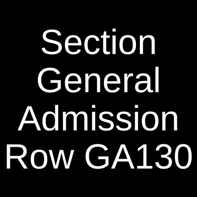 2 Tickets Hillsong United 6/29/19 The Anthem - D.C. Washington, DC