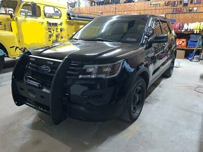 2017 Ford Explorer Police Interceptor 2017 Ford Explorer Police Interceptor