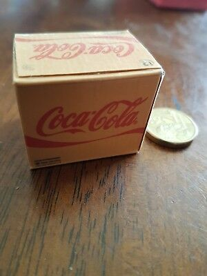 Coles Little Shop Mini Collectables - Coke