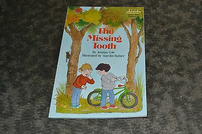 Step into Reading: The Missing Tooth by Joanna Cole (1988, Paperback)