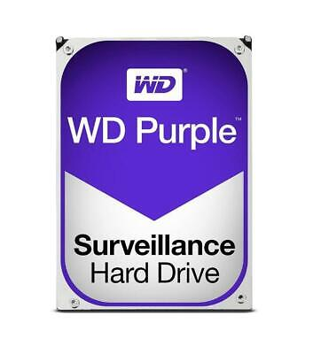 WD Purple 4TB Surveillance 3.5 IntelliPower SATA3 6Gb/s 64MB (WD40PURZ)