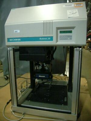 Beckman Multimek 96 Automated 96-Channel Pipettor