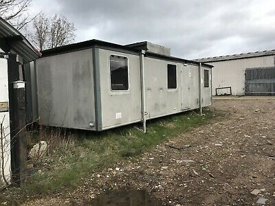 Portable Cabin Building site cabin Office 35ft X 11ft Container Mobile Office