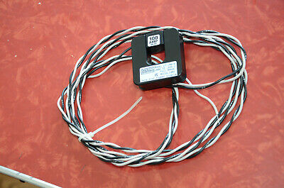 Current Sensor Probe Ct100S 100A #1 For C150E Synergistic Meter Recorder