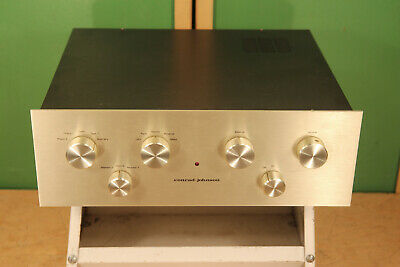 CONRAD JOHNSON PV-2A audiophile TUBE PREAMP 1 owner WORKS PERFECT phono stage~!