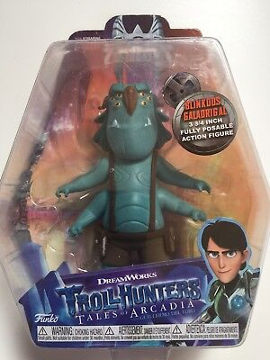Dreamworks, Funko Troll Hunters Tales of  Arcadia Blinkous Galadrigal  New