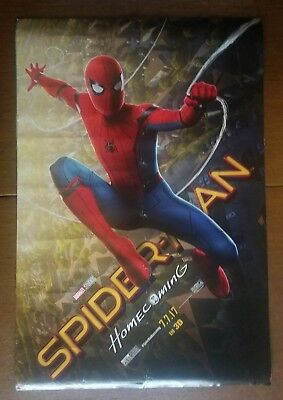 Spiderman Homecoming (2017)27x40 DS  ADVANCE Movie Poster