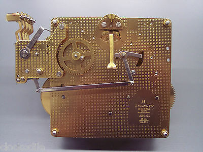 REBUILT HERMLE 351-030 43cm CLOCK MOVEMENT -Read Why Others Arent Really Rebuilt