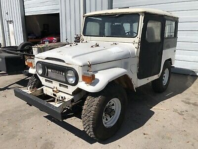 1991 FJ80 LANDCRUISER WRECKED/REBUILDABLE SALVAGE RUNNING