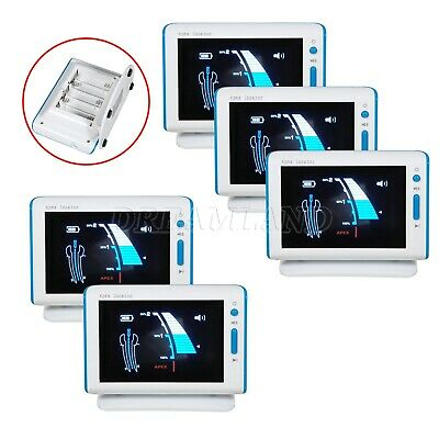 5pcs Dental Apex Locator Root Canal Finder Measure Equipment Tooth Treatment R1