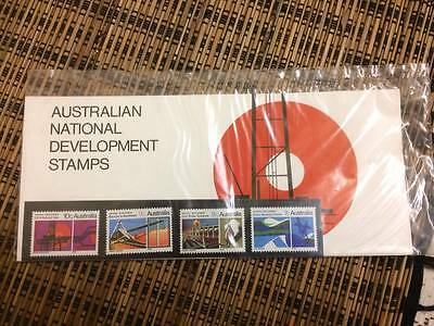 Australia Stamp Pack - National Development Stamps - Mint