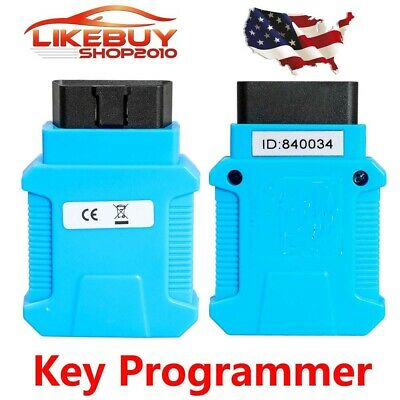 EasyKeyMaker Support All Keys Lost Transponder OBD2 Replace MPCS/MICU/IMOES