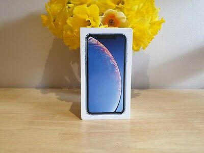 Apple iPhone XR - 64GB - Blue - Brand New (Vodafone) A2105 (GSM)