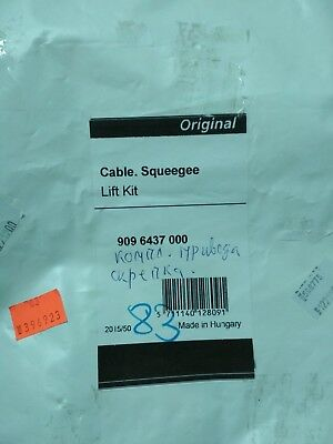 Original Nilfisk 9096437000 kit squeegee lift cable for Clarke Viper Advance