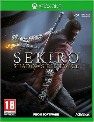 Sekiro: Shadows Die Twice | Xbox One New