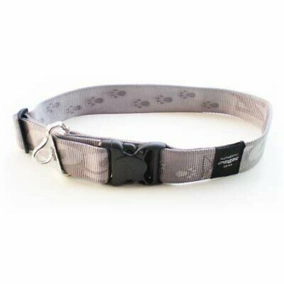Rogz HB29 de l Alpinist Collar/Big Foot, XXL, Plata