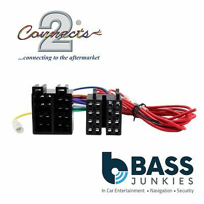 Connects2 CT20CT10 - Citroen Xantia 2002 Onwards Car Stereo Wiring Harness