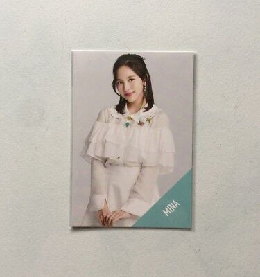 *Rare* Twice Japan Official Candy Pop Cafe Mina Limited Edition Post Card