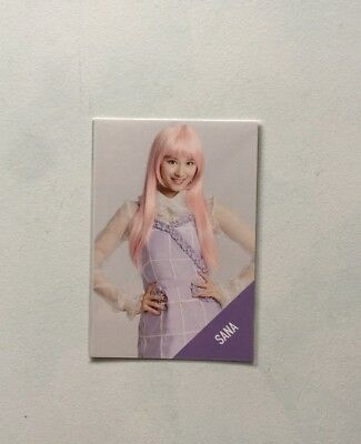 *Rare* Twice Japan Official Candy Pop Cafe Sana Limited Edition Post Card