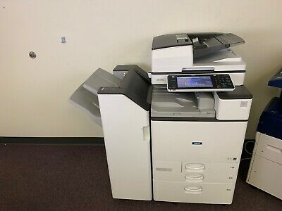 RICOH MP C4504 Color Copier Machine Network Print Scanner