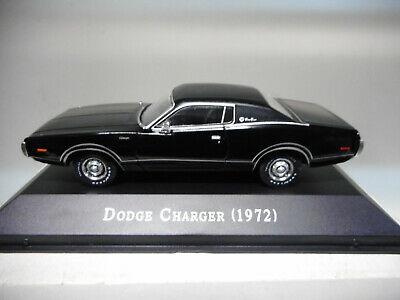 Dodge Charger 1972 Test American Cars Altaya 1:43