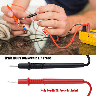 Universal Digital Multimeter Multi Meter Test Lead Probe Wire Pen Cable Hot Sale
