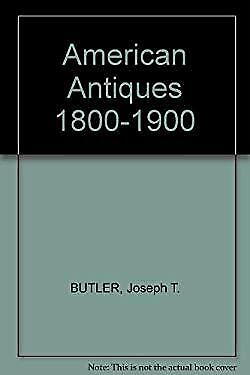 American Antiques 1800-1900-ExLibrary