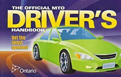 The Official MTO Driver's Handbook 2012-ExLibrary