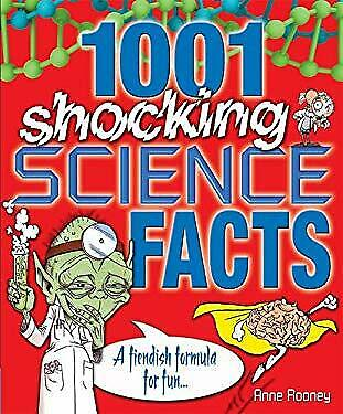 1001 Shocking Science Facts by Rooney, Ann-ExLibrary