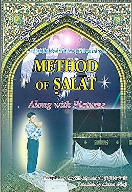 Method of Salat (Islamic Pray Tutorial) along with Pictures