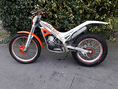 Gasgas Jt350 Compact Trials Bike - With Paperwork To Road Register