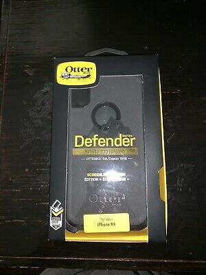 New oem Otterbox Defender Series Case for the Iphone XR With Holster Authentic