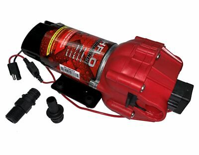 Fimco HFP-45060-113  HIGH-FLO High Performance 4.5 GPM 60 PSI 12V Pump