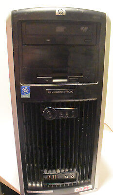 HP WORKSTATION XW8000 AUDIO TREIBER