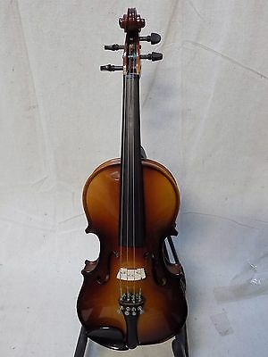 Refurbished Aubert 1/2 Size Student Violin Outfit