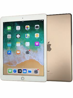 "Apple iPad 2018 9,7"", Wi-Fi, 128GB, Gold, OVP, MRJP2FD/A"