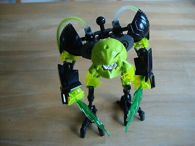 Lego Hero Factory 6201 Toxic Reapa Bionicle Complete With