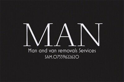 Man With a Van Removals Services.