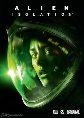 Alien Isolation☑️PlayStation 3 PS3🎮Digital Game☑️Download☑️Please Read