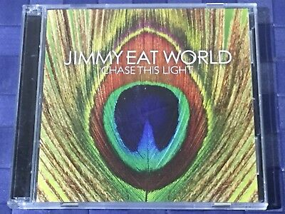 Jimmy Eat World Chase This Light Deluxe Edition  Japan Import 2CD UICS-9088/9