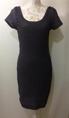 6ba2bf3ca13 Pins and Needles Dress Women s M Urban Outfitters Gray Short Sleeves Scoop  Neck