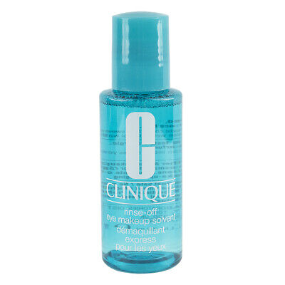 Clinique Rinse-Off Eye Makeup Solvent - Travel Size 2oz/60ml